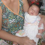 Bé 2 tháng tuổi ngộ độc chì vì uống thuốc cam