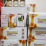 Thu giữ 1.000 lọ thuốc điều trị bệnh gout nhập lậu từ Trung Quốc